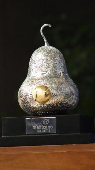 El Guaje de Plata… un trofeo de última hora
