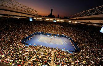 Tres tenistas lucharán por el número uno del mundo en Australia