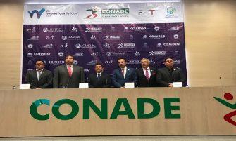 Lanzan Circuito World Tennis Tour en México