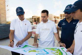 Academia de Rafael Nadal lista para la inauguración en México