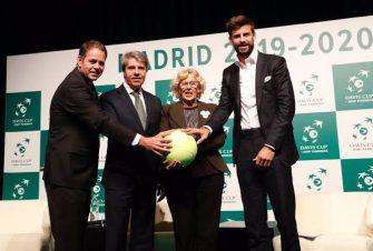 El convenio que unirá a la Copa Davis y el futbol