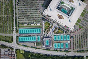 La nueva sede del Masters 1000 de Miami: el estadio de los Dolphins de la NFL