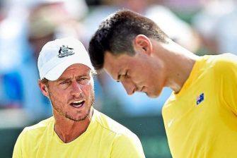 Tomic confiesa haber amenzado a Hewitt, pero también fue acosado por él
