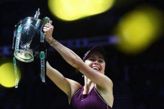 WTA finals tiene nueva sede por 10 años