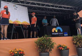 Federer y Djokovic conocen su camino en el Miami Open