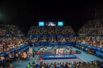 Sin apoyo gubernamental, el Abierto de Acapulco buscará mantenerse
