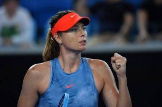 Harán lo posible para que Sharapova participe en los Juegos Olímpicos