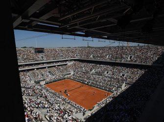 Espantosa la organización en Roland Garros