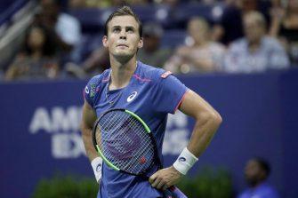 Pospisil revela que los tenistas son mal pagados por los torneos grandes