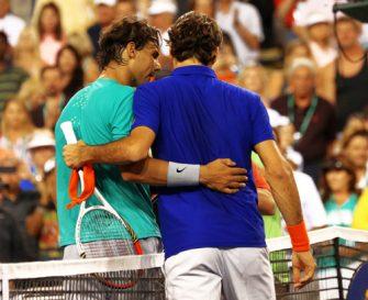 Así nació la rivalidad entre Federer y Nadal