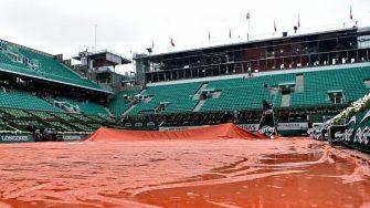 La final de Roland Garros se podría jugar en lunes