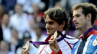Federer y Murray peligran para los Juegos Olimpicos