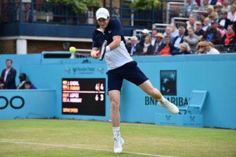 Murray jugaría singles en torneo Challenger
