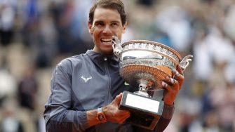 El reloj que usó Nadal en la final de Roland Garros