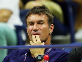 """Cash: """"Federer puede ganar otro Grand Slam"""""""