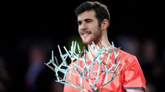 Khachanov reconoce que jugar al tenis es costoso