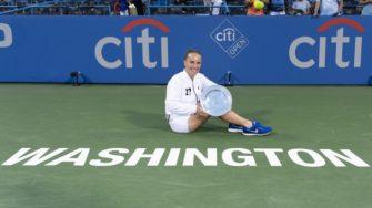 Kuznetsova no jugará en Washington por el retraso de su visado