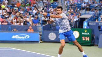 Djokovic revela que ha sentido molestias en su codo