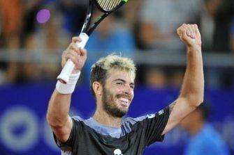 Londero revela que es un regalo para él jugar contra Federer
