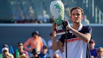 Medvedev cree que no es favorito para el US Open