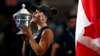 Andreescu y su gran salto en el ranking WTA