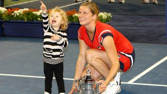 El motivo de Kim Clijsters para volver al circuito