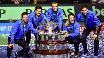 Las fuertes palabras de Pella sobre la Copa Davis de Argentina en 2016