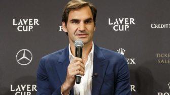 Federer niega conversaciones con Piqué y se decanta por la ATP Cup