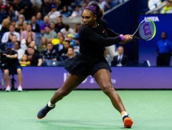 Tommy Haas ve a Serena Williams ganando otro Grand Slam