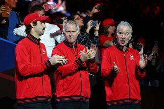 Los hermanos McEnroe se quejan sobre la lesión de Nadal