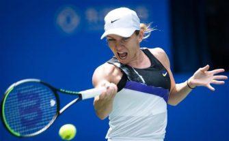El motivo del retiro de Halep en el WTA de Wuhan