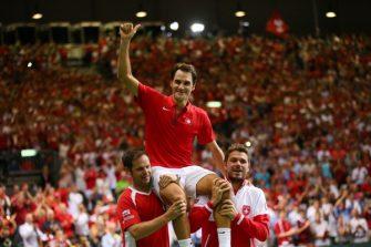 Piqué quiere que Federer juegue la Copa Davis
