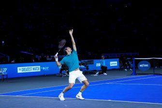 Federer regresará a México para 2020 en partido de exhibición