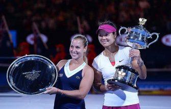"""Cibulkova: La """"bajita"""" que dejó su huella gigante en el tenis"""