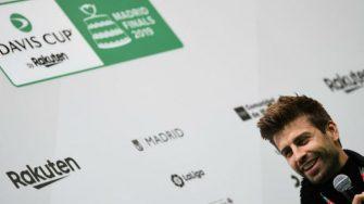 Piqué reitera el tema de la Davis mandándole un mensaje a Federer