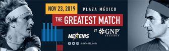 Este es el Zverev que Federer enfrentará en México
