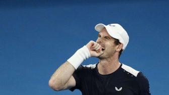 Murray anuncia su baja del Abierto de Australia