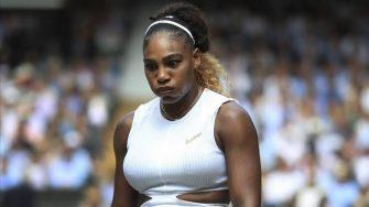 """""""No merezco menos por tener pechos y ellos no"""", Serena Williams"""