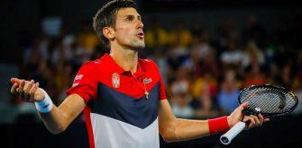 Djokovic advierte que con los incendios, no se puede jugar el Abierto de Australia