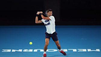 Djokovic gana una demanda ante el Gobierno de Rio de Janeiro