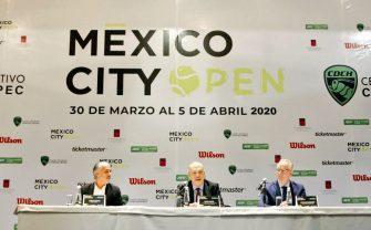 El tenis vuelve a la Ciudad de México