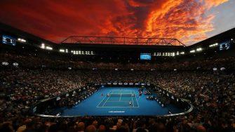 El Australian Open podría suspenderse por los incendios