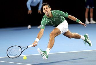 Djokovic, el sexto tenista en lograr las 900 victorias en singles