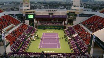 Estos son los tenistas de talla que estarán en el ATP 250 de Doha