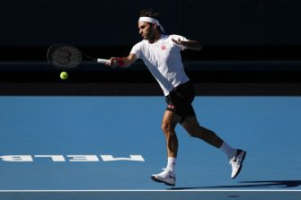 Federer cree que Nadal y Djokovic lo superaran en Grand Slams
