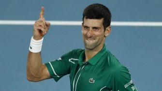 Djokovic logra un nuevo récord en Grand Slam