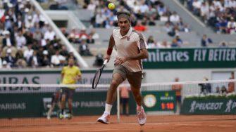 Federer no disputará ningún torneo previo a Roland Garros