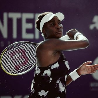 Venus Williams se despide de Acapulco