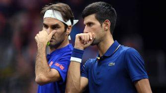 """Sandgren: """"Es más bonito ver a Federer, pero es mejor Djokovic"""""""