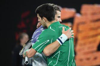 El papá de Djokovic confiesa que le faltaron el respeto a su hijo en la final de Australia